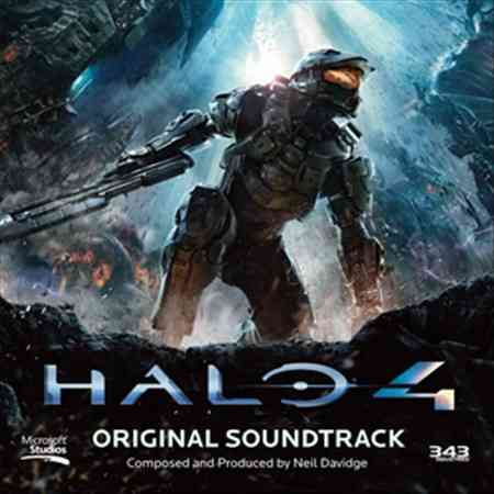 HALO 4 (OST) BY DAVIDGE,NEIL (CD)
